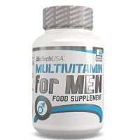 BioTech - Multivitamin for Men - 60 табл.