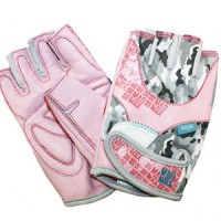 Mad Max – рожеві рукавички No Matter MFG 931
