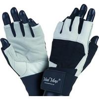 Mad Max – білі рукавички Professional MFG 269
