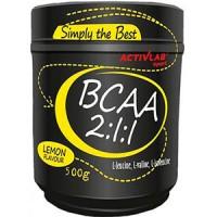 ActivLab – BCAA 2:1:1 – 500 грам