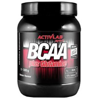 ActivLab – BCAA Xtra + L-glutamine – 500 грам