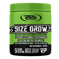 Real Pharm – Size Grow – 675 грам