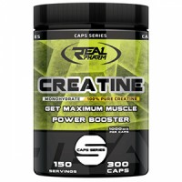 Real Pharm – Creatine Monohydrate – 300 капс.