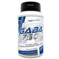 TREC Nutrition – GABA 750 – 60 капс.