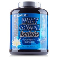 ATOMIXX – 100% Whey Protein Isolate