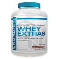 Pharma First – Whey Extra's