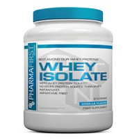 Pharma First – Whey Isolate