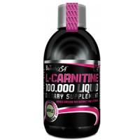 BioTech – L-Carnitine liquid 100 000 – 500 мл