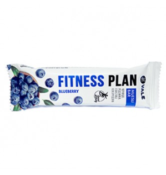 VALE - Fitness Plan Muesli Bar (чорниця) - 25 грам