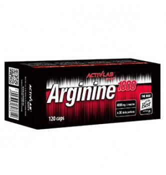 ActivLab – Arginine 1000 – 120 капс.