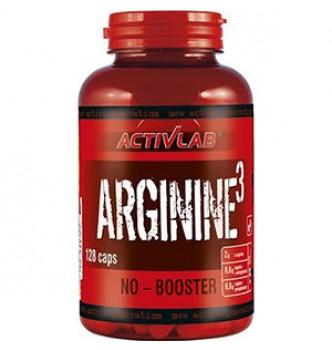 ActivLab – Arginine 3 – 120 капс.