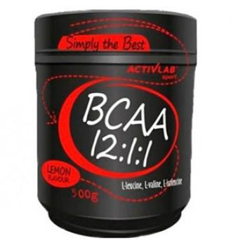 ActivLab – BCAA 12:1:1 – 500 грам