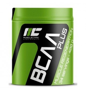Muscle Care – BCAA Plus – 400 грам