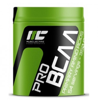 Muscle Care – Pro BCAA – 350 грам