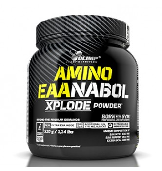 Olimp – Amino EAA Xplode – 520 грам