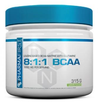 Pharma First – BCAA 8:1:1 – 315 грам