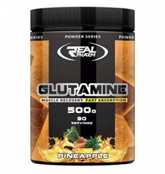 Real Pharm – Glutamine – 500 грам