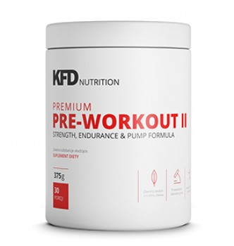 KFD – Premium Pre-Workout – 375 грам