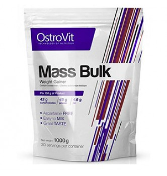 Ostrovit – Mass Bulk – 1 кг