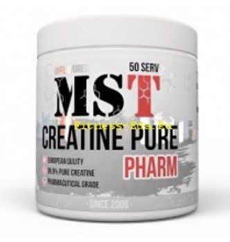 MST – Creatine Pure micronized – 250 грам