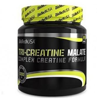 BioTech – Tri Creatine Malate – 300 грам