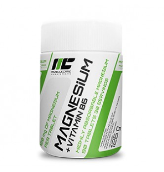 Muscle Care – Magnessium – 90 табл.
