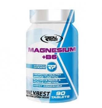 Real Pharm – Magnesium+B6 – 90 табл.