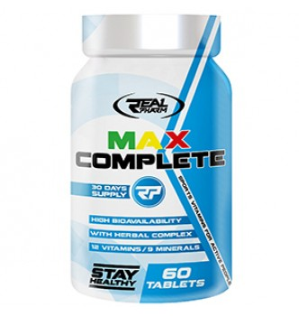 Real Pharm – Max Complete – 60 табл.
