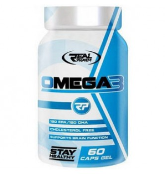 Real Pharm – Omega 3 – 60 табл.