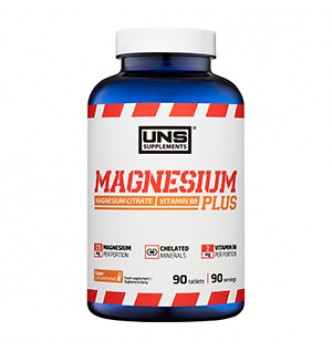UNS – Magnesium Plus – 90 табл.