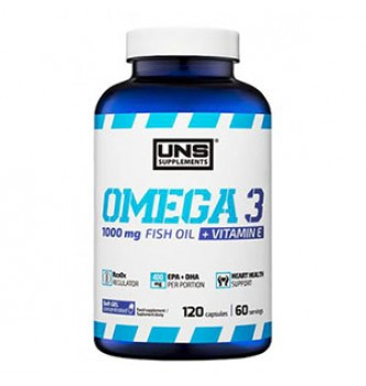 UNS – Omega 3 – 120 капс.