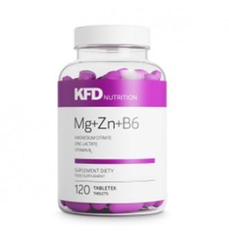 KFD – ZMA + вітамін B6 – 120 табл.