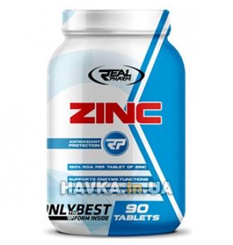 Real Pharm – Zinc – 90 табл.