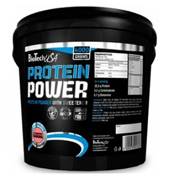 BioTech – Protein power – 1 кг