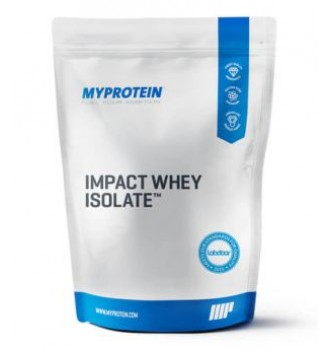 MyProtein – Impact Whey Isolate
