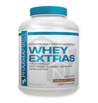 Pharma First – Whey Extra's