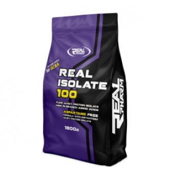 Real Pharm – Real Isolate 100