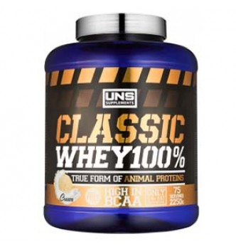 UNS – Classic Whey 100%